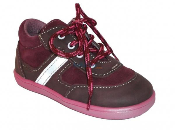 92f34850ee64f Jonap J051/M light vínová, 02 dětská celoroční obuv | Dětská obuv ...