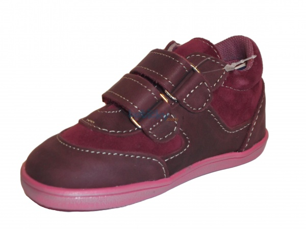 7be2ea51f2377 Jonap J051/M/V light vínová, dětská celoroční obuv | Dětská obuv ...