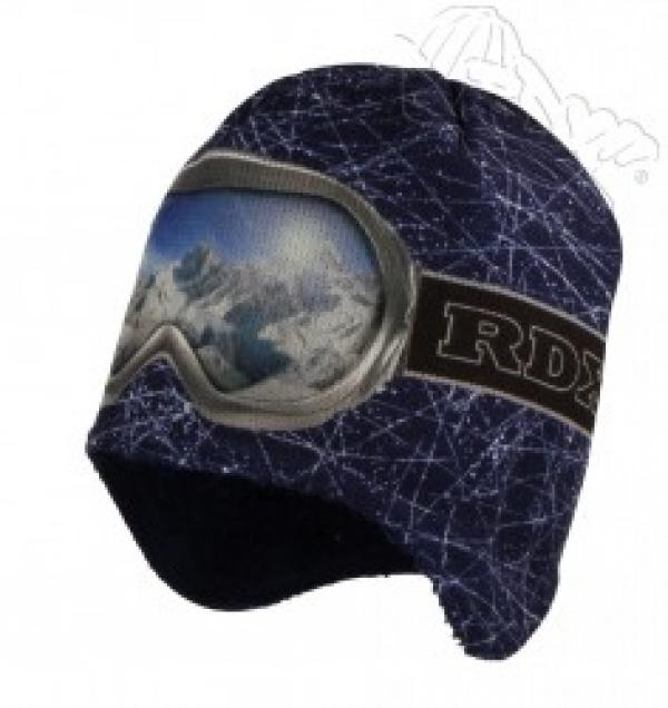 RDX čepice 3550 tm.modrá 832023224e