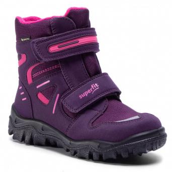 Zvětšit Superfit 0-809080-9000, 01 dívčí zimní obuv