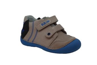 Zvětšit D.D.Step - 015-164 grey, chlapecká celoroční obuv