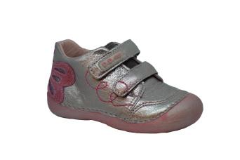 Zvětšit D.D.Step - 015-167 A grey, dívčí celoroční obuv