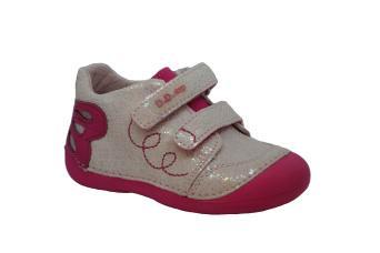 Zvětšit D.D.Step - 015-167 B bílá, dívčí celoroční obuv