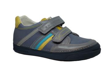 Zvětšit D.D.Step - 040-440 AL blue, chlapecká celoroční obuv