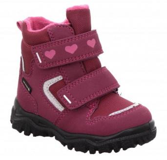 Zvětšit Superfit 1-000045-5010, 00 dívčí zimní obuv