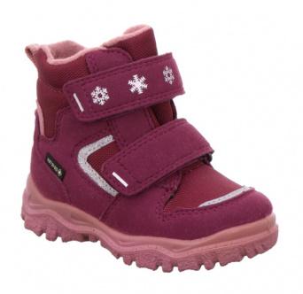 Zvětšit Superfit 1-000045-5020, dívčí zimní obuv