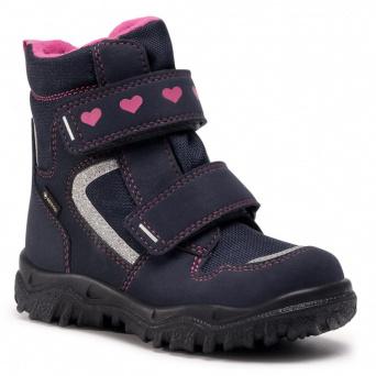 Zvětšit Superfit 1-000045-8000, 01 dívčí zimní obuv