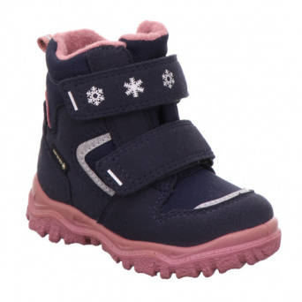 Zvětšit Superfit 1-000045-8010, dívčí zimní obuv