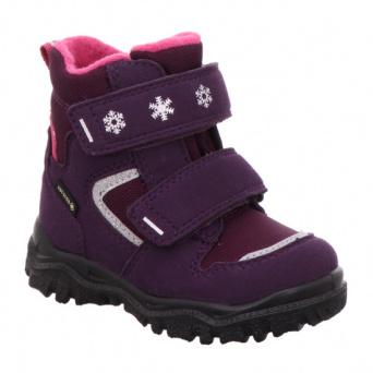 Zvětšit Superfit 1-000045-8500, dívčí zimní obuv