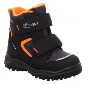 Zvětšit Superfit 1-000047-0010, chlapecká zimní obuv