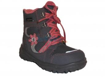 Zvětšit Superfit 1-00048-06, 01 dívčí zimní obuv