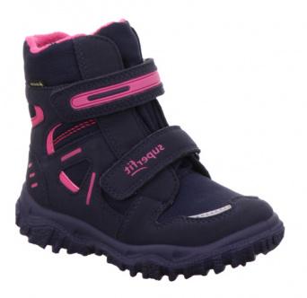 Zvětšit Superfit 1-809080-8020, 01 dívčí zimní obuv