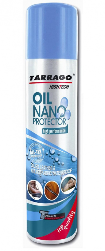 Zvětšit Impregnace - TARRAGO HighTech Nano Oil Protector 400 ml