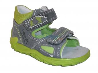 Zvětšit Superfit 2-00011-44, 00 dětská letní obuv