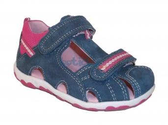 Zvětšit Superfit 2-00036-88, dětská letní obuv