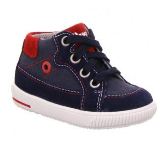 Zvětšit Superfit 0-600359-8000, 00 dětská celoroční obuv