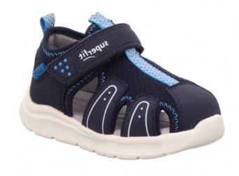 Zvětšit Superfit 1-000478-8000 WAVE, 01 dětská letní obuv