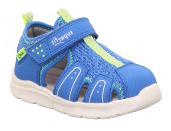 Zvětšit Superfit 1-000478-8010 WAVE, 01 dětská letní obuv
