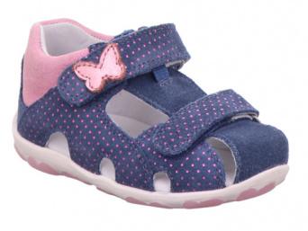 Zvětšit Superfit 1-609041-8010, 01 dětská letní obuv