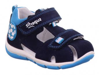 Zvětšit Superfit 1-609142-8010, 01 dětská letní obuv