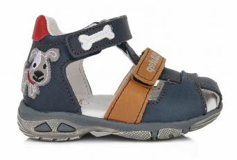 Zvětšit D.D.STEP - AC290-612B, chlapecké letní boty