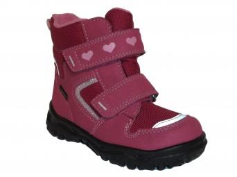 Zvětšit Superfit 3-09045-50, 01 dívčí zimní obuv