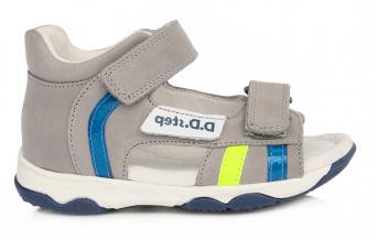 Zvětšit D.D.STEP - AC64-226BM grey, letní boty