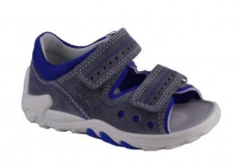 Zvětšit Superfit 4-00030-25, dětská letní obuv