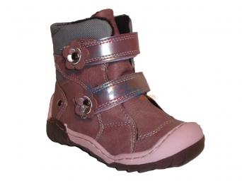 Zvětšit Kornecki 4147 LILA, dívčí zimní obuv
