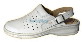 Zvětšit Jokker 05-516/P BÍLÁ, dámská zdravotní obuv
