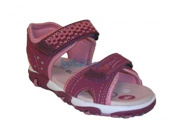 Zvětšit Superfit 6-00173-74, dívčí letní obuv
