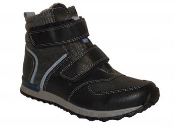 Zvětšit Kornecki 6002 GRANAT, chlapecká zimní obuv