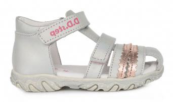 Zvětšit D.D.STEP - AC625-716M Grey, letní boty
