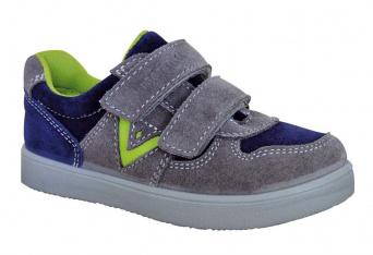 Zvětšit Protetika Arox navy - celoroční obuv, 01