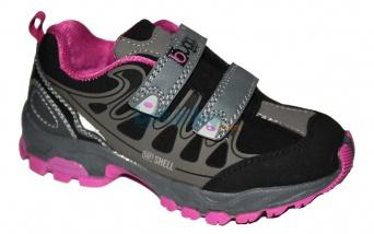 Zvětšit Bugga - B00119-03, softshellová obuv