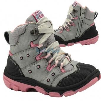Zvětšit Bugga B00142-09, dívčí zimní obuv