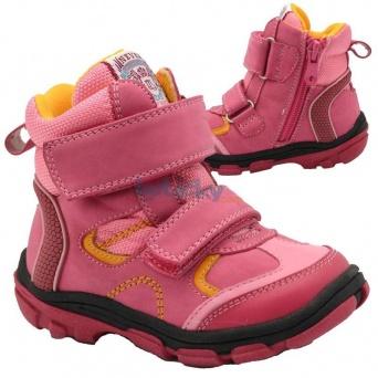 Zvětšit Bugga B00143-03, dívčí zimní obuv