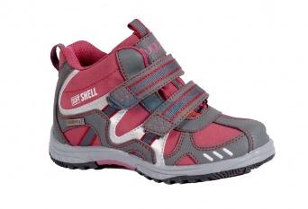 Zvětšit Bugga - B079, softshellová obuv