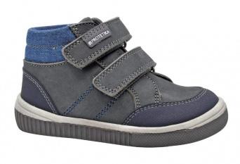 Zvětšit Protetika - Bazil grey, chlapecká celoroční obuv