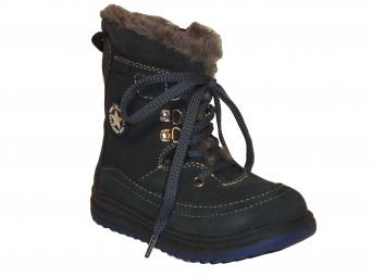 Zvětšit Protetika - Bory navy, zimní obuv