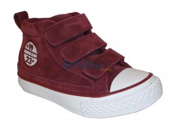Zvětšit Protetika - Boston bordo, dívčí obuv