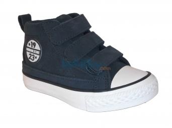 Zvětšit Protetika - Boston navy, chlapecká obuv