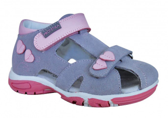 Zvětšit Protetika - Darby grey, letní boty