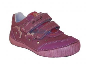 Zvětšit D.D.Step - Dark pink 036-39, 01 dívčí celoroční obuv