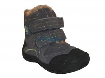 Zvětšit Protetika - Derex grey, chlapecká zimní obuv