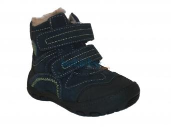 Zvětšit Protetika - Derex navy, chlapecká zimní obuv