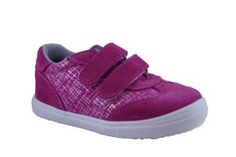 Zvětšit Jonap J053/S růžová devon, 02 dětská celoroční obuv
