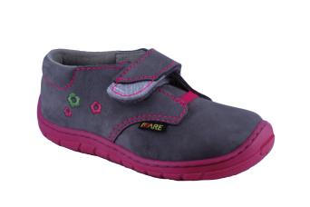 Zvětšit Fare 5112262 šedá, celoroční obuv barefoot