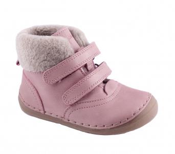 Zvětšit Froddo G2110079 pink, 01 dětská vyteplená obuv