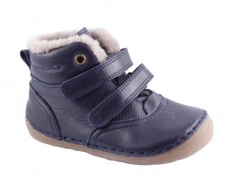 Zvětšit Froddo G2110078 dark blue, 01 dětská vyteplená obuv